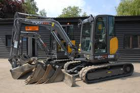 volvo dealer portal uk anglian plant ltd invest in volvo compact excavators cea
