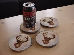 Cool Coasters Wood Coasters 9 Steps With Pictures
