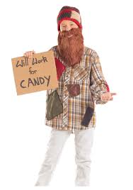 Womens Halloween Costumes Child Candy Hobo Costume