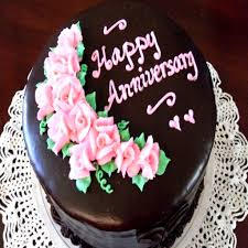 wedding anniversary cakes happy wedding anniversary chocolate cake unique happy anniversary