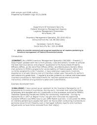 Logistics Resume Sample by Inventory Specialist Resume Sample Resume For Your Job Application
