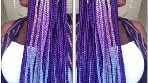 Deep Purple Color Diy How To Dye Synthetic Hair Youtube