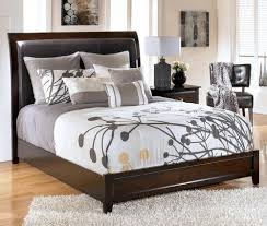 signature design by ashley templenz queen bed with upholstered