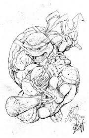 25 ninja turtle drawing ideas ninja