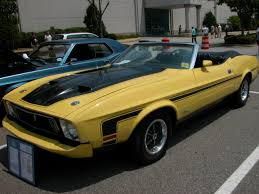 mustang classic classic car yellow mustang by hauntingvisionsstock on deviantart