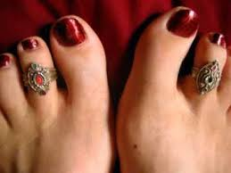 toe ring tattoo design youtube