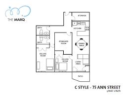 Movie Floor Plans The Marq London At 75 Ann Street Ontario Centurion