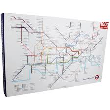 underground map underground map 1000 jigsaw puzzle paddington king