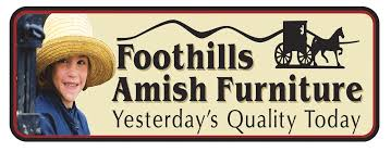 Amish Made Bedroom Furniture by Foothills Amish Furniture Yesterday U0027s Quality Today