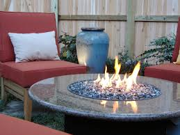 Backyard Fire Pit Ideas by Fire Pit Inserts Options And Ideas Hgtv
