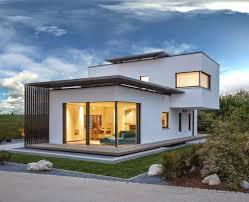 Home Design Ideas Contemporary House Modern And Contemporary Box Type House Design Inspiration
