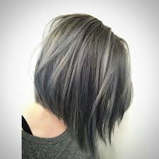 camouflaging gray hair with highlights the 25 best growing out grey hair ideas on pinterest gray hair