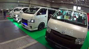 toyota custom toyota custom hiace booth youtube