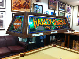 harley davidson pool table light we want this harley davidson
