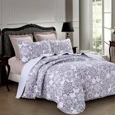 margo wholecloth quilt queen home furniture bedding decor