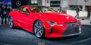 is lexus a luxury car this is the future of lexus business insider