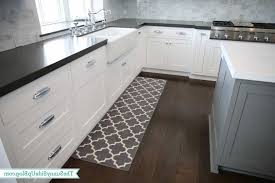 Modern Kitchen Rugs Grey Kitchen Rugs Inspirations Including Island Gray