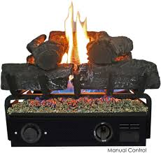 ceramic fireplace logs smell fireplaces