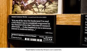 Amazon Is Hiring 5 000 Amazon Opening Physical Bookstore Stocking Based On U0027data With