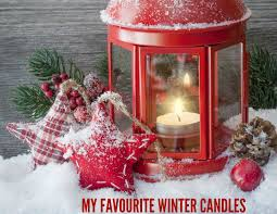 the best winter candles just katiee