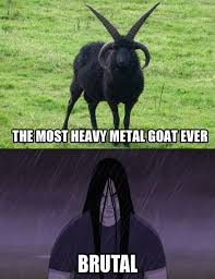 Heavy Metal Meme - funny heavy metal meme jokes 2014