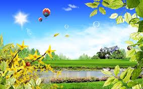 3d beautiful scenery hd pictures desktop wallpapers high