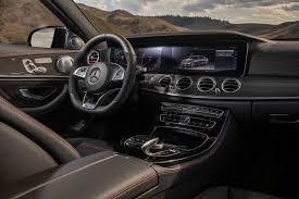 mercedes gls interior 2017 mercedes amg e43 sedan interior motor trend