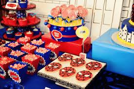 spiderman birthday party food ideas fun spiderman birthday party