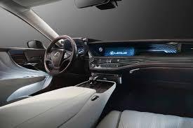 lexus lc 500 ficha tecnica lexus ls 500h el lujo híbrido más avanzado en el salón de