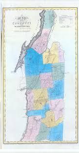 Washington County Map Historical Maps Washington County Ny Official Website