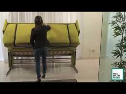 Sofa That Turns Into A Bunk Bed Sofa Bunk Bed Youtube