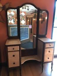 antique vanity table ebay Dressing Vanity Table