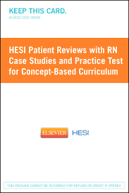 hesi patient reviews with rn case studies and practice test for