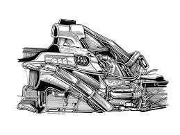 technical drawings of mercedes 2014 2016 cars by paolo d u0027alessio