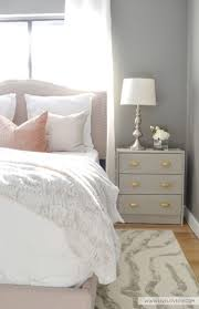 bedrooms light peach bedroom gray wood stains benjamin moore