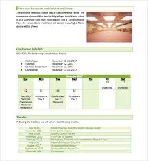 conference report template base visit trip report naval support