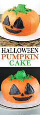 Simple Halloween Cake Decorating Ideas Best 25 Pumpkin Shaped Cake Ideas Only On Pinterest What