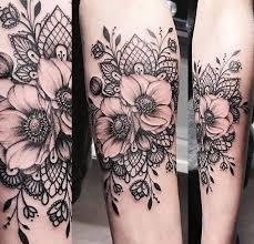 25 beautiful lace tattoo ideas on pinterest lace sleeve tattoos
