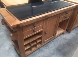 vancouver kitchen island vancouver oakgranite large kitchen island for sale in ballyboughal