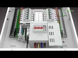 crabtree xpro distribution board youtube