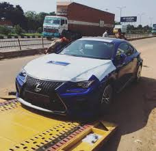 lexus hatchback price in india lexus rc f lands in india spied gaadiwaadi com