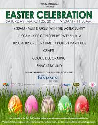 easter celebration with the gardens mall kids club the gardens mall