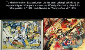 expressionism to dadaism art ar283 with kirch at university of
