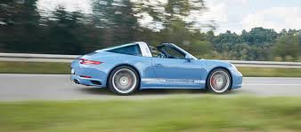 miami blue porsche targa new 911 targa 4s exclusive design edition u2014 urdesignmag