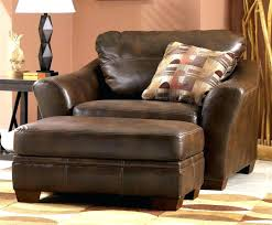 accent chairs for brown leather sofa leather chair and ottoman set leather chair and ottoman sets awesome