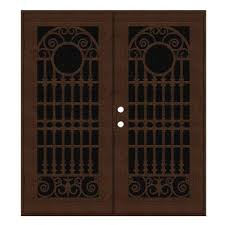 unique home designs security doors also with a wood screen doors