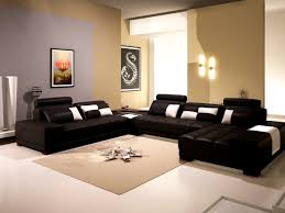 bedroom foxy black leather sofa living room decorating ideas
