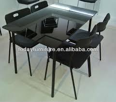 chaises de salle manger pas cher table a manger avec chaise pas cher maison design bahbe com