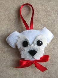 25 unique felt dogs ideas on diy wool felt projects