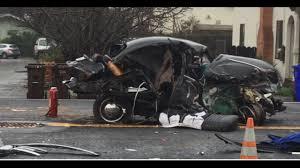 seven injured after pickup and bus crash in el sobrante